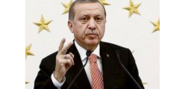 Erdoğan yeni hedefi açık açık söyledi! Oraya iniyoruz