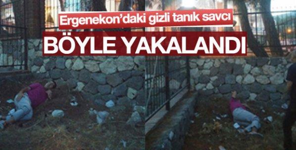 Ergenekon'daki gizli tanık savcı Bayram Bozkurt yakalandı