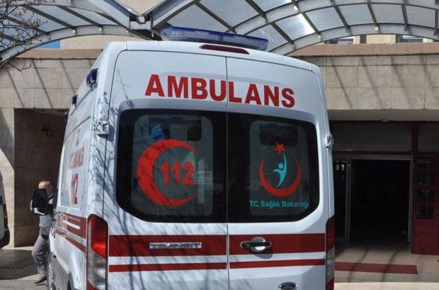 Erzurum'da kurban keserken kalp krizi geçiren kişi öldü