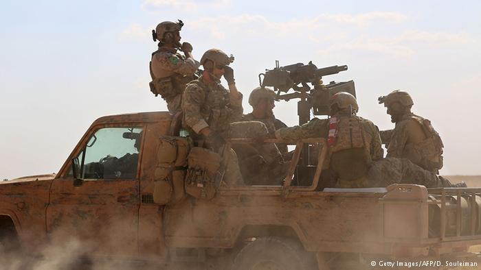 Esad: ABD birliklerimizi bilerek bombaladı