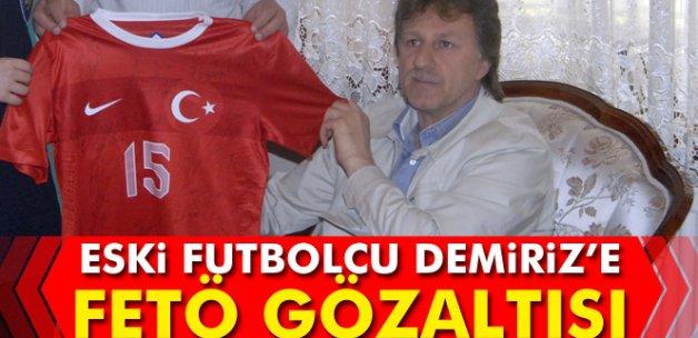Eski futbolcu İsmail Demiriz Bakırköy'de gözaltına alındı
