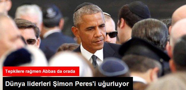 Eski İsrail Cumhurbaşkanı Şimon Peres İçin Cenaze Töreni Düzenleniyor