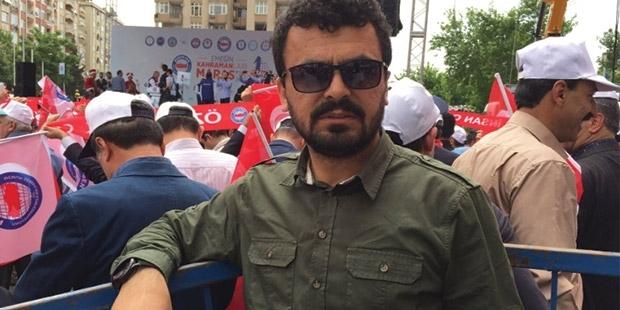 """""""Evrensel kapatılıyor"""" haberini yapan Akit muhabiri 'FETÖ'den tutuklandı"""