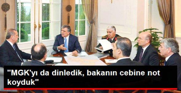 FETÖ'cü Polisten İnanılmaz İtiraflar: MGK'yı da Dinledik, Bakanın Cebine Not Koyduk