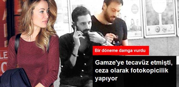 Gamze Özçelik'e Tecavüz Eden Gökhan Demirkol, Fotokopicilik Yapıyor
