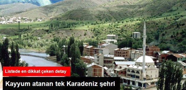 Giresun'un AK Partili Çamoluk Belediyesi'ne de Kayyum Atandı