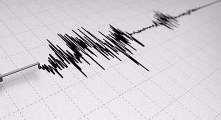 Gökçeada açıklarında 3.8 büyüklüğünde deprem