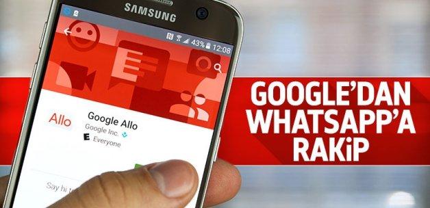 Google Allo kullanıma sunuldu