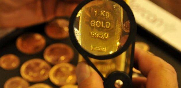 Gram altının fiyatı düşmeye devam ediyor