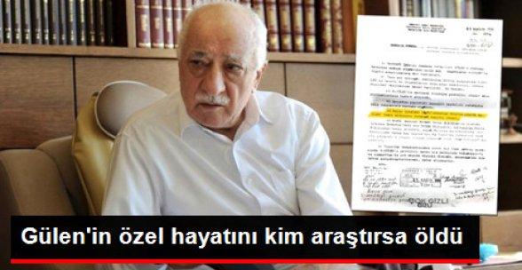 Gülen'i Korumak İçin Emniyet 26 Yıl Önce Kalkan Olmuş