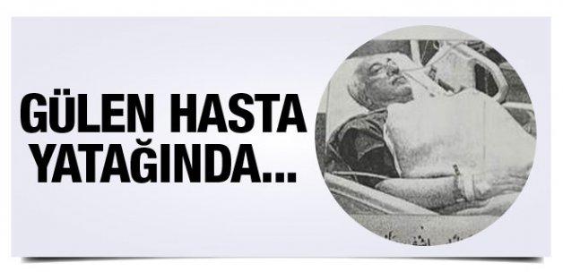 Gülen'in bu fotoğrafıyla yakayı ele verdi!
