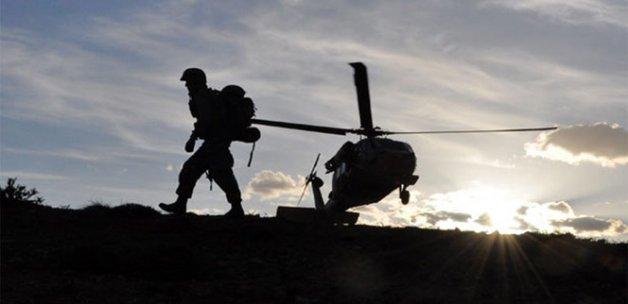 Hakkari'de terör operasyonu: 7 terörist daha öldürüldü