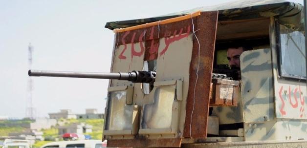 Irak'ta 27 DAEŞ teröristi öldürüldü