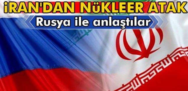 İran'da nükleer santral inşaatı başlıyor1