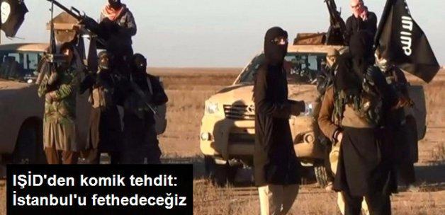 IŞİD'den Tehdit: Allah Önce İstanbul, Sonra Roma'nın Fethini Nasip Etsin