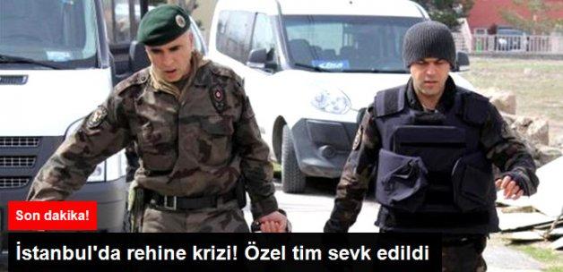 İstanbul'da Cezaevi Firarisi Şahıs Ailesini Rehin Aldı
