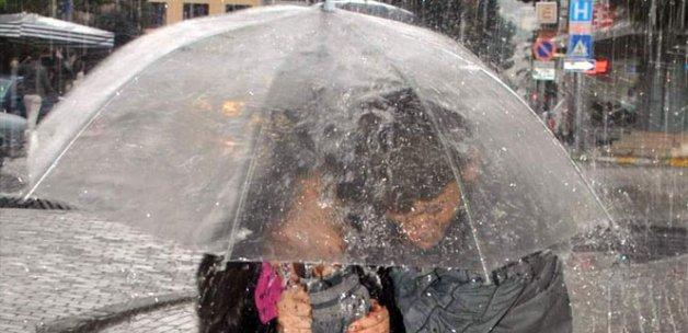 İstanbul'da yarın kuvvetli yağış bekleniyor