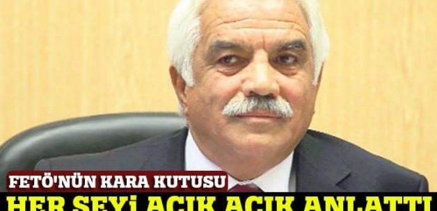 İşte FETÖ'nün kara kutusu Alaaddin Kaya'nın ifadesi