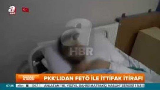 İşte PKK'lı teröristin 15 Temmuz itirafı! İlk kez A Haber'de.