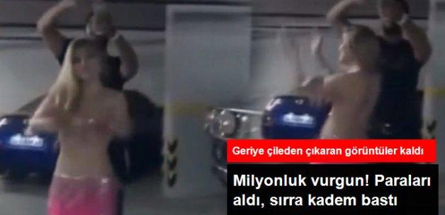 Kadıköy'de Milyonlarca Liralık Galerici Vurgunu