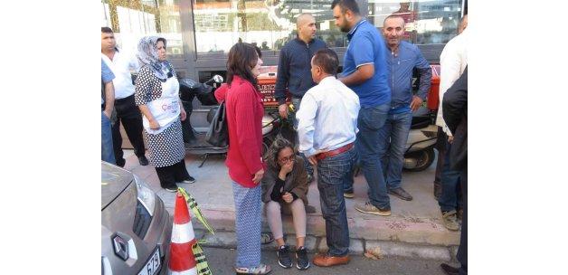 Kartal'da temizlik işçisi beton mikserinin altında feci şekilde öldü
