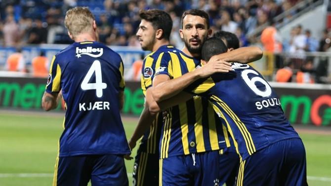 Kasımpaşa 0-3 Fenerbahçe