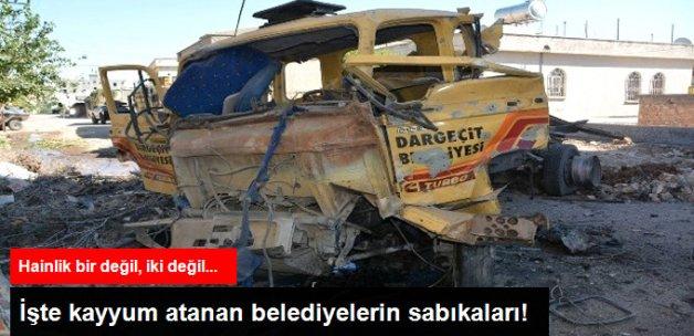 Kayyum Atanan Belediyelerin Terör Sabıkaları Açıklandı
