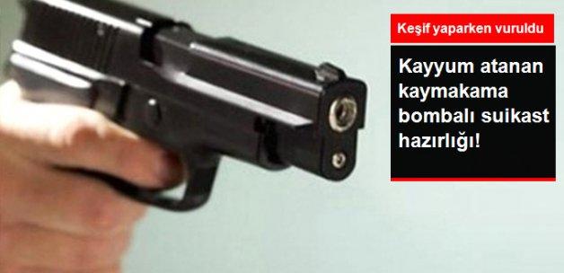 Kayyum Atanan Kaymakama Suikast Hazırlığındaki PKK'lı Öldürüldü