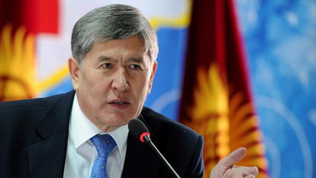 Kırgızistan Cumhurbaşkanı Atambayev'in sağlık durumu hakkında açıklama