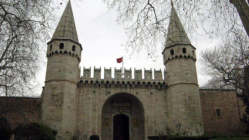 Kültür ve Turizm Bakanlığından 'Topkapı Sarayı' açıklaması