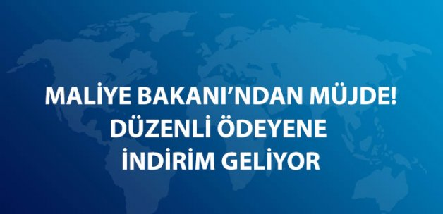 Maliye Bakanı Ağbal'dan 'Vergi' Müjdesi! Düzenli Ödeyene İndirim Geliyor