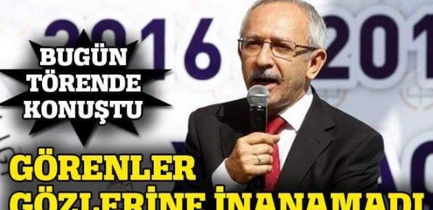 MEB Müsteşarının Kemal Kılıçdaroğlu'na benzerliği şaşırttı