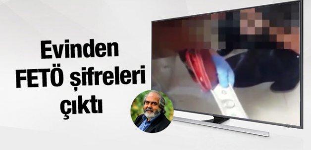 Mehmet Altan'ın evinde şifreli dolar