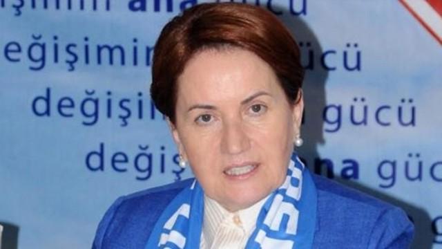 Meral Akşener'den Tayyip Erdoğan'a: Alacaksanız beni alın