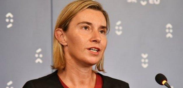 Mogherini: PKK, terör örgütüdür