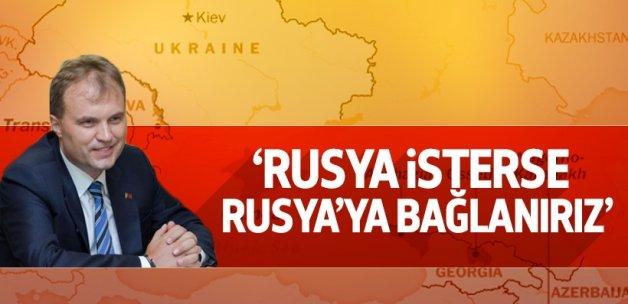 """Moldova'nın o bölgesinden ilginç açıklama: """"Rusya'ya bağlanırız"""""""