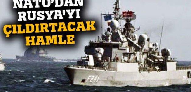 NATO Karadeniz'deki varlığını güçlendirecek