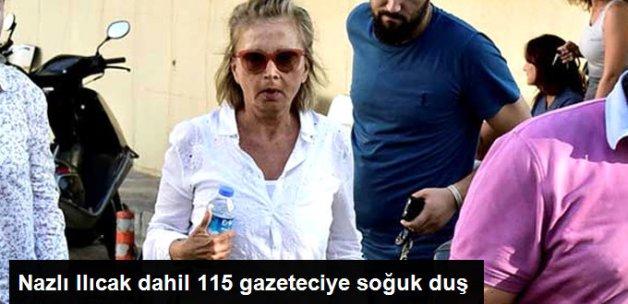 Nazlı Ilıcak Dahil 115 Gazetecinin Sürekli Basın Kartı İptal Edildi