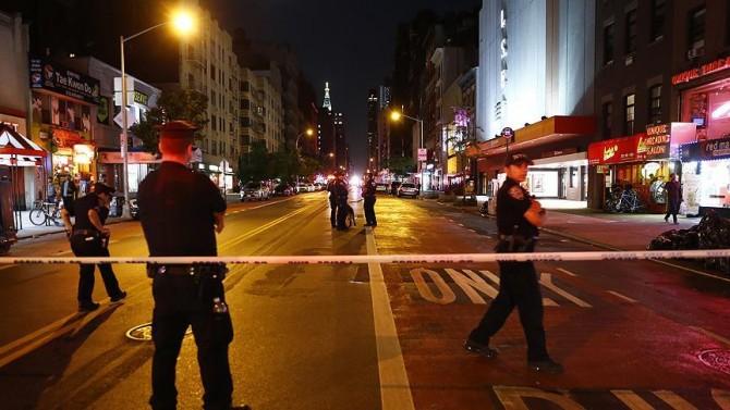 New York'taki patlamanın nedeni belli oldu
