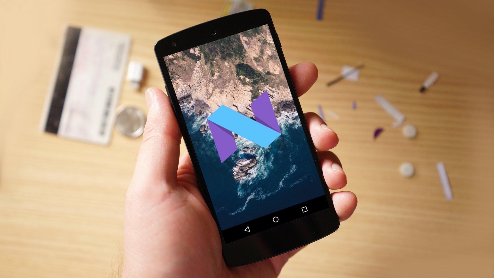 Nexus 5X'e Gelen Android Nougat Çok Sevilmedi