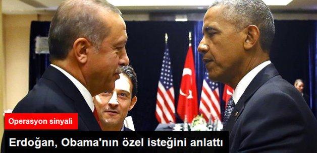 """Obama, Erdoğan'a """"Rakka Konusunda Birlikte Çalışalım"""" Demiş"""