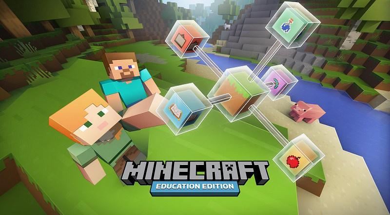 Öğrencilere Özel Minecraft Geliyor!