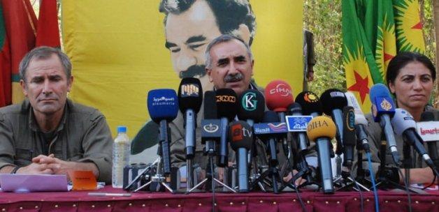 PKK'nın üst düsey yöneticileri birbirine girdi