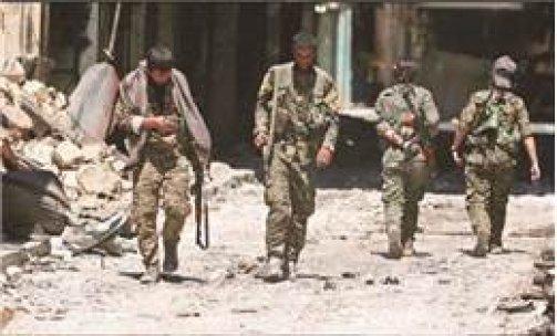 PYD baskılarına Kamışlı'da Kürt isyanı