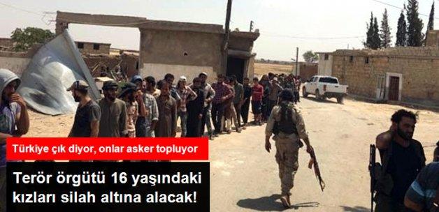 PYD Menbic'de Zorunlu Askerlik Kararı Aldı