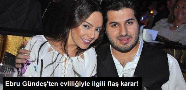 Reza Zarrab Ebru Gündeş'in Kendisinden Boşanmak İstediğini Açıkladı