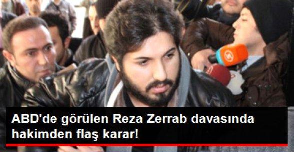 Reza Zarrab'ın 6 Eylül'de Yapılacak Duruşması İptal Edildi