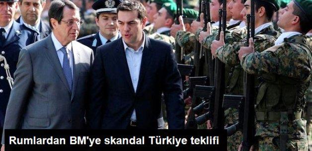 Rumlardan BM'ye Skandal Türkiye Teklifi