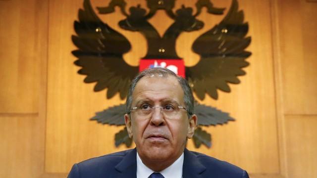 Rusya Dışişleri Bakanı Lavrov: 'Türkiye Esad konusunda esnedi'