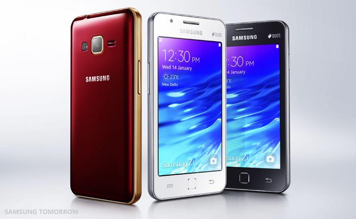 Samsung Z2 İki Yeni Ülkede Satışa Çıktı